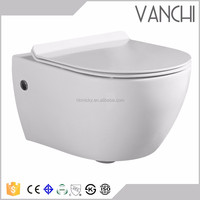 Cheap european water closet size toilet and bath for sale