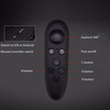 Universal Bluetooth Remote Controller Wireless Gamepad Mouse Mini Wireless Joystick for iOS Android Samsung VR BOX 3D Gamepad