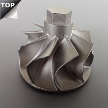 Alibaba hot sale Investment casting turbo impeller with cobalt alloy stellite 31