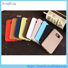 For samsung galaxy s6 case mofi high quality S6 phone case for Samsung galaxy S6 back cover leather cases