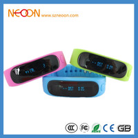 New Smart Wristband E02 digital watch for Iphone Android phone Smart Bracelet Call Remind Pedometer FitnessTracker Women Watch
