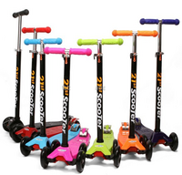 HANGZHOU THE BIGBANG 21st scooter foot scooter Best christmas toy cheap price frog kick scooter wholesale