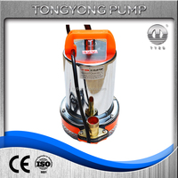 Electric Sewage Submersible Pump 12V DC Submersible Water Pump