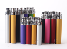 hot sell 650mah 900mah 1100mah ego battery e cig with different colors