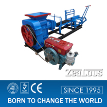 Low Investment High Profit Small manual clay brick making machine/fire brick making machine with best promotion price