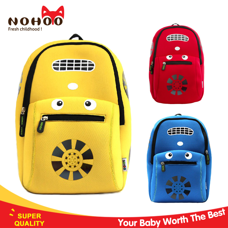 Hot Sale Kids Racing Car Backpack Boys Girs High Quality Waterproof SchoolBag Children Travelling Rucksacks Bags