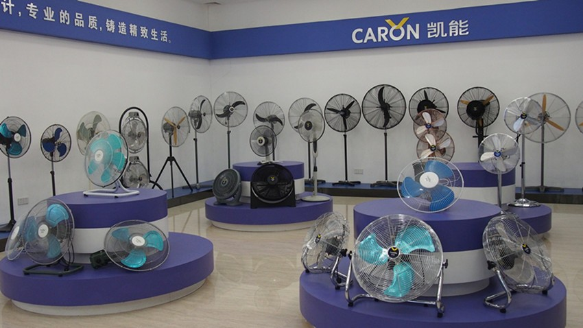 High power industrial stand / wall fan with CB/CE
