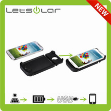solar powered active power case for samsung galaxy s4