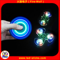 ODM Cheap LED Spinning Toy Hot And Popular Items Crystal Light Hand Spinner Toy Manufacturer China
