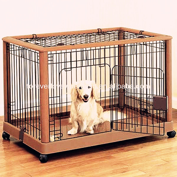 chain link fence cheap dog cage with reasonable price