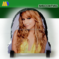 Unique Sublimation Rock Photo Frame