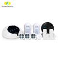 Complete Alarm System Home Security Systems Work With WIFI IP Camera Alarm Home 3G WIFI Security Products