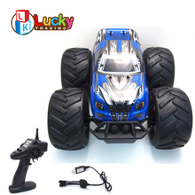 best quality 1:8 big wheels climbing large remote control car with high speed