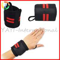 New Coming Heavy Duty Weight Lifting Wrist Wraps
