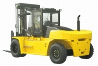 15 Ton forklift with japan engine