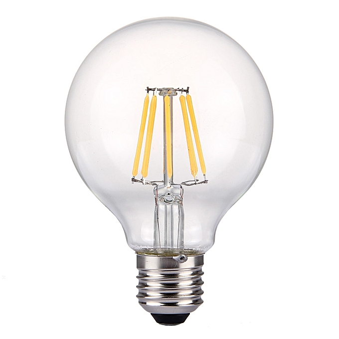 2019 Newest G80 <strong>E27</strong> Energy Saving LED Filament Light Bulb