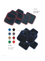 Hot selling unique PVC full set car floor mat