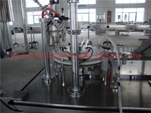 Automatic Aerosol Spray Paint Filling Machine / Production Line