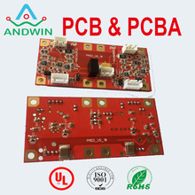 multilayer electronic circuit board card assembly