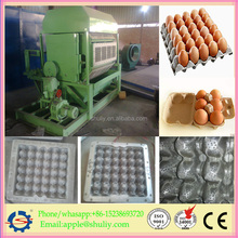 molded pulp fruit trays production line/box egg tray making machine with drying(customized)