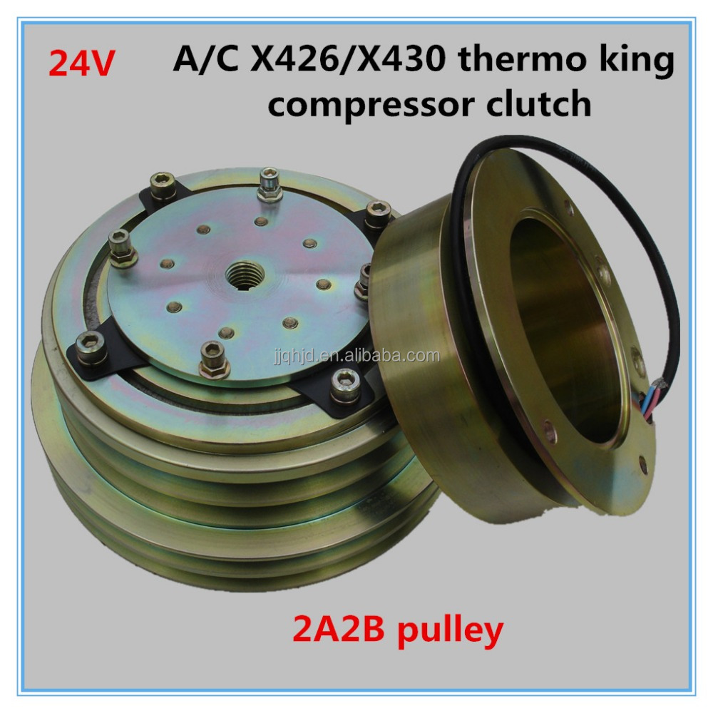 X430 compressor de thermo king clutch