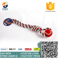 good quality knots interesting appearance pet toys