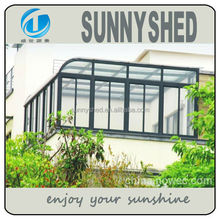 Polycarbonate Sunroom 100% UV protection