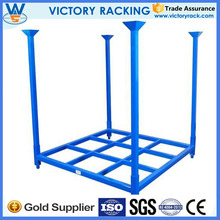 Heavy Duty Warehouse Stacking Tire Rack Storage System