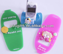 Promotion Gifts Customized Soft Rubber mobile phone holder