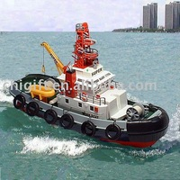 RC Seaport Tug Boat