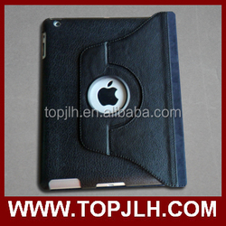 360 Degree Rotation Leather Case for Ipad Mini sublimation printing