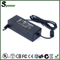 12V6.5A constant voltage led adaptor with AU UK UL EU listed