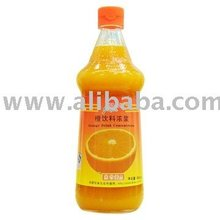 Orange Juice/concentrate Bottle
