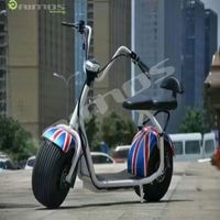 Rang 80KM zappy 3 wheels electric scooter ML-301