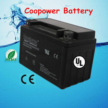 12N9L-BS 12V9AH MF MOTORCYCLE BATTERY