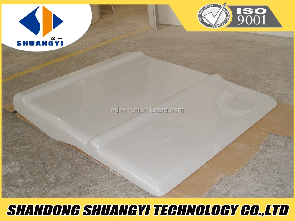 Shuangyi Factory Supply GRP FRP Fiberglass Trailer Cover