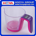 Plastic measuring cup / digital measuring cup