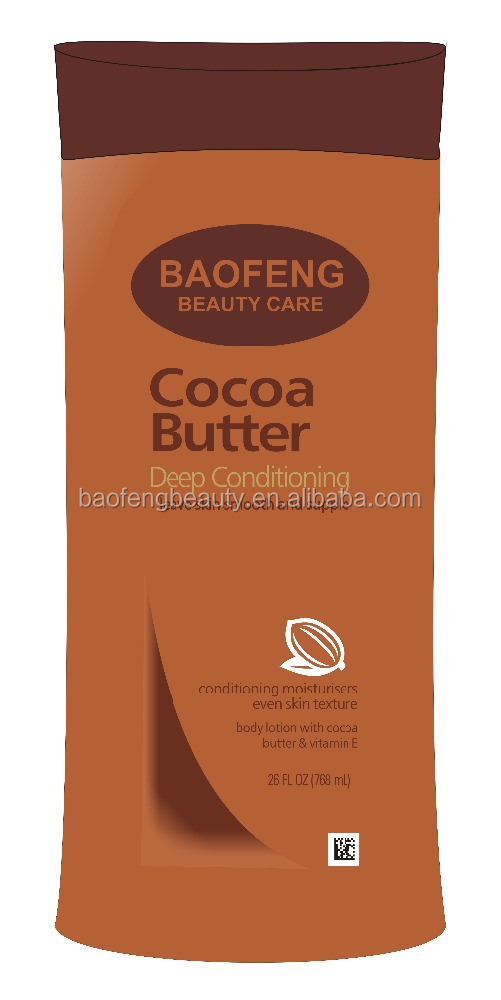 cocoa butter body lotion 400ml