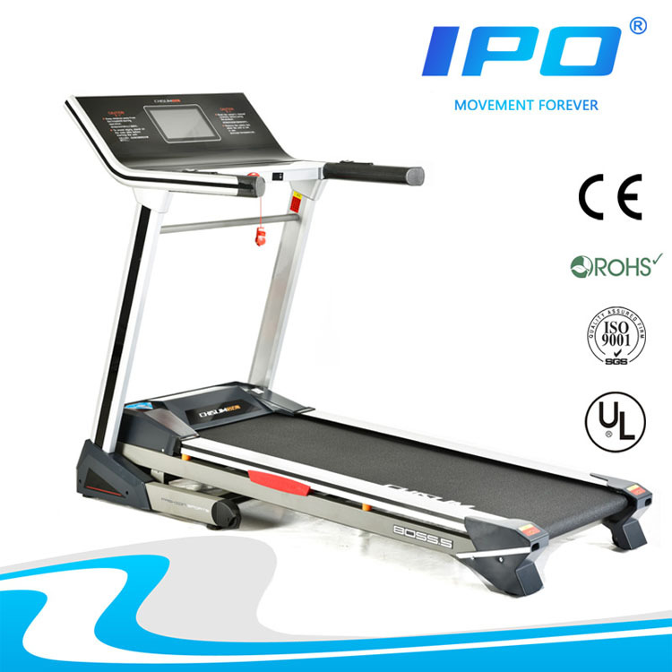 Commercial DC Motor For Treadmill With TV and 2HP Motor / MP3 Speaker / USB Player BOSS5 IPO Sports