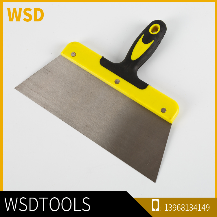 China Made Professtional Plastic Handle Tools Bricklaying Knife