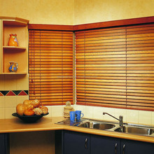 Hot Sell High Quality Reasonable Price Window Red Cedar Timber Venetian Blinds