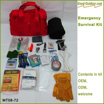 2 Persons survival Emergency Kit
