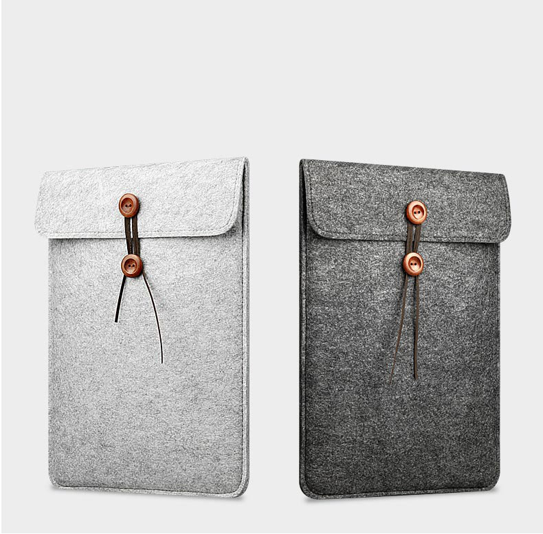 2018 popular high quality felt tablet case for <strong>ipad</strong>