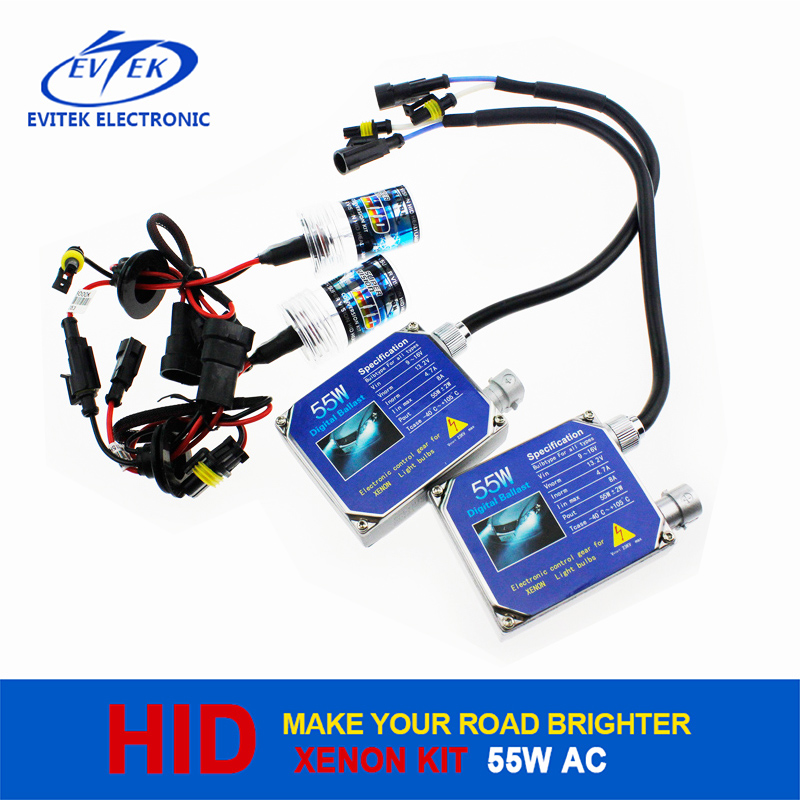 China Supplier Hid Xenon Kit 3000K ~ 30000K 55W Hid Xenon Kit