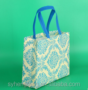 Factory direct supply of high-quality foreign trade portable ultrasonic three-dimensional environmental non-woven bags
