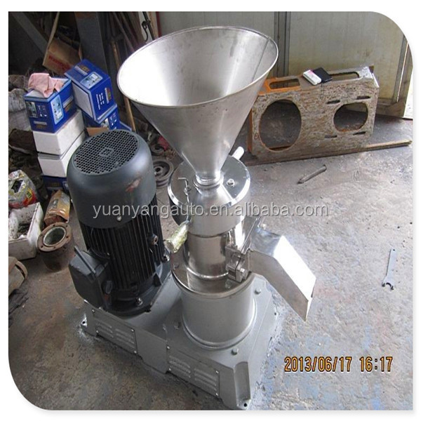 cooling system Peanut butter Making machine