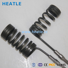 Coil heaters with J ,K or without thermocouple coi heating element mini coil heater
