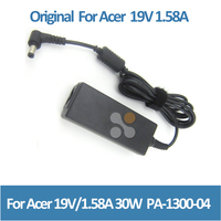 China best supplier supply power adapter for Acer 19V 1.58A 30W AP-0300A-001