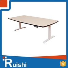 Malaysia Sell Ergonomic Height Adjustable Table Designs Modern Office Furniture