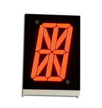 M word 7 segment led display led module panel led outdoor display temperature and humidity led display